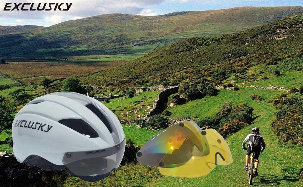 Casco de Ciclismo Exclusky