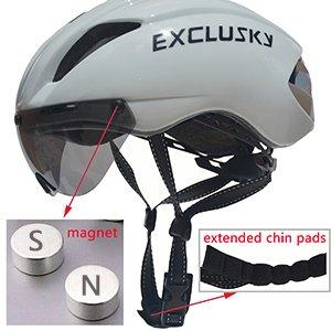 Casco de Bicicleta Exclusky